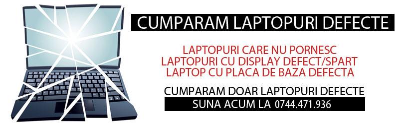 cumpar laptop defect