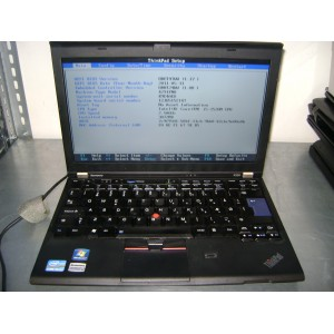 Laptop Second hand Lenovo Thinkpad X220