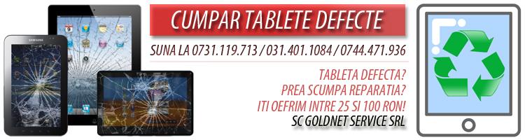 cumpar tablete defecte