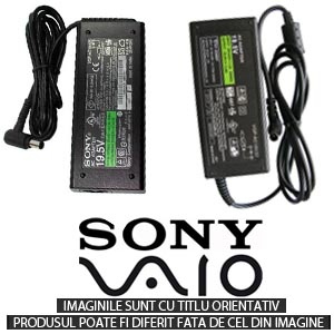 incarcator laptop sony vaio