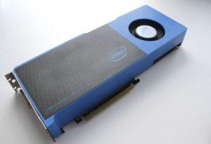 Intel isi lanseaza propriile placi video pentru jocuri - Goldnet Service