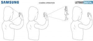 Telefonul pliabil a celor de la Samsung cel mai ideal pozele selfie