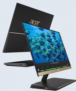 Acer Aspire S24 este disponibil şi în magazinele din România