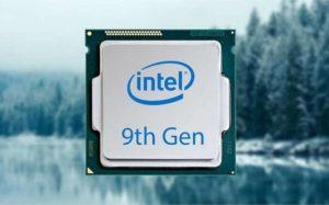 Intel va lansa a 9-a generatie de procesoare