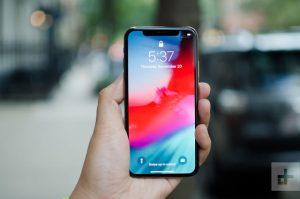 Anumite modele iPhone XS nu se incarca daca nu deschizi ecranul