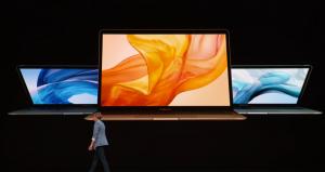 Apple lansează generația de Apple MacBook Air cu ecran Retina