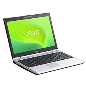 LAPTOP SH Sony Vaio VGN-SZ71MN Intel T8100 2.1 Ghz Ram 4 GB Hdd 120 Gb 13,3″