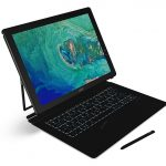 Tableta ce se transforma in laptop Acer Switch 7 Black Edition