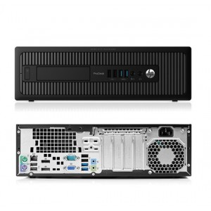 Calculator SH HP PRODESK 600 G1 SFF I5-4570 3.20 GHZ, 4096MB DDR3 ,HDD 500GB,