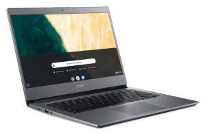 Acer extinde gama Chromebook Enterprise cu modelele Chromebook 714 şi 715