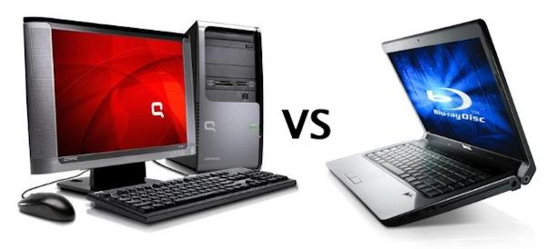 Ce alegi? Desktop PC sau Laptop
