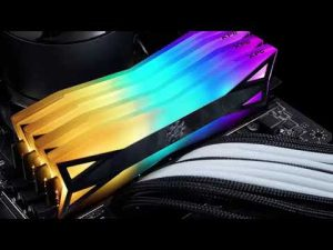 ADATA lanseaza noul modul de memorie RAM RGB