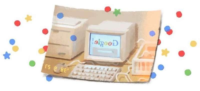 Google împlinește astăzi 21 de ani !