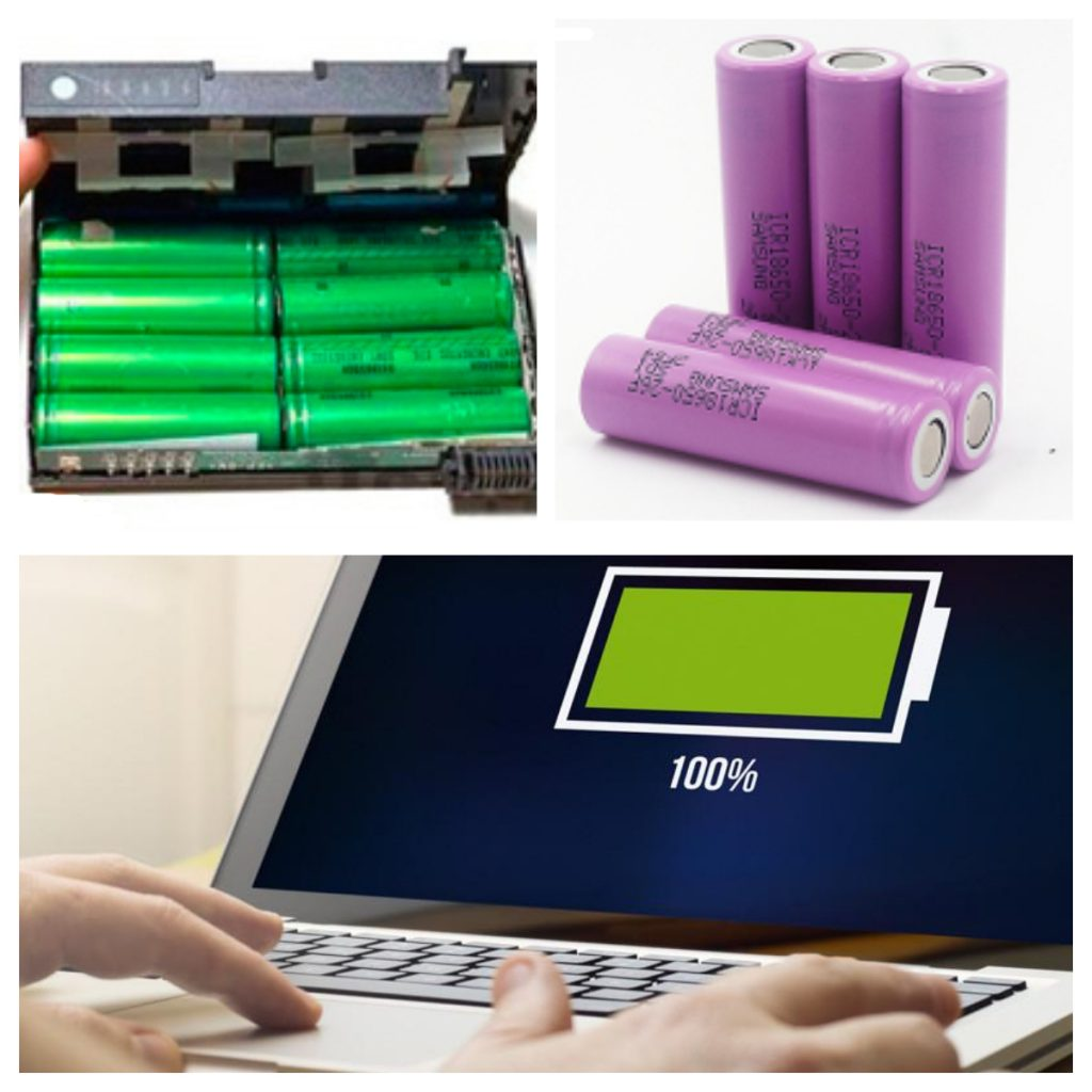 Reconditionare baterii laptop