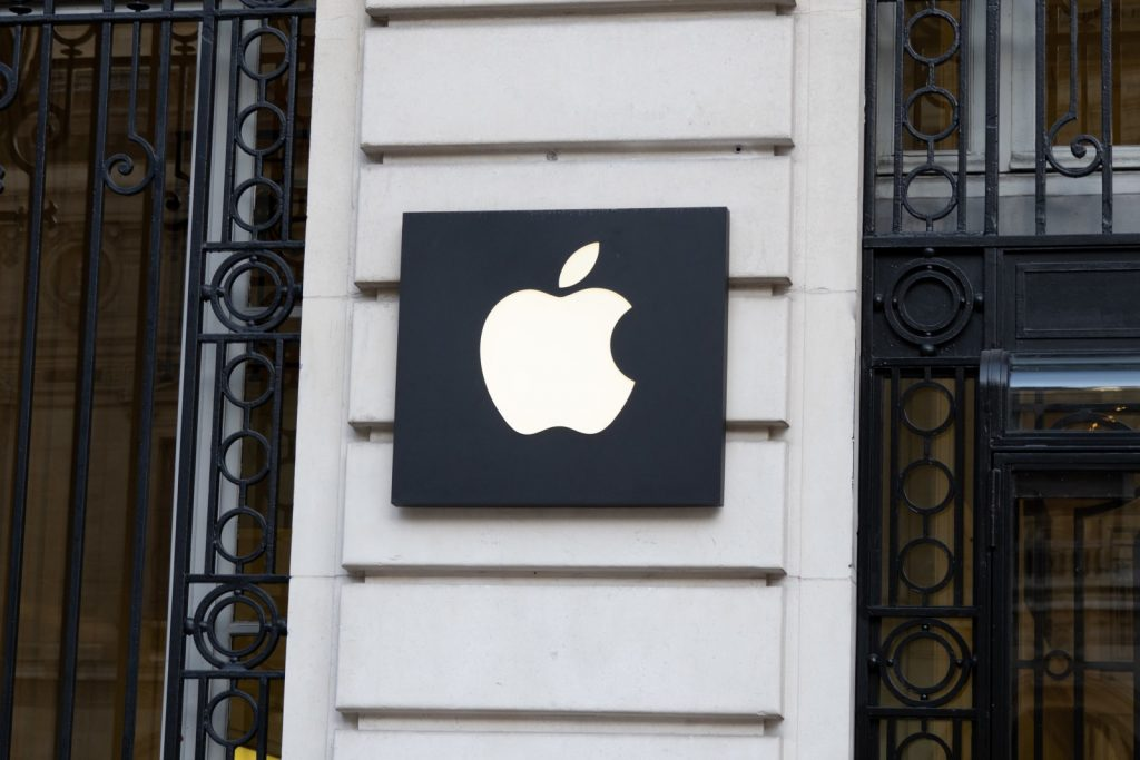 Apple amendat de consiliul Concurenței din Franța cu 1,1 miliarde de euro